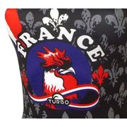 Turbo France Coq Thin Strap