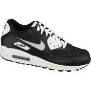 Nike Air Max 90 Gs 724882-101 U Baskets Noir