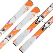 ROSSIGNOL Temptation 75 Ski + Xpress W10 B83 Fixations Femme
