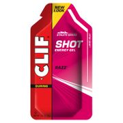 Lot shot gel framboise Clif Bar (x24)