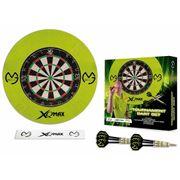 XQmax Darts Kit de jeu fléchettes MvG QD7000300