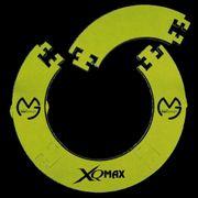XQmax Darts Bordure de cible jeu fléchettes Vert QD7000310