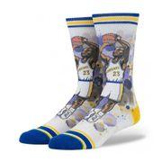 Chaussettes Stance Rock Mitch Richmond Golden States Warriors NBA Legends