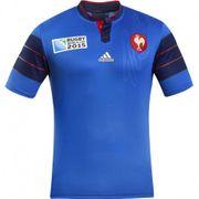 Maillot réplica Rugby XV de France Homme Adidas