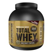 Gold Nutrition Total Whey saveur chocolat (2 kg)
