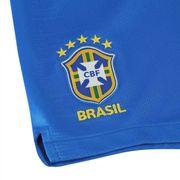 Short de football Nike Brasil CBF Stadium Home 2018 - 893920-453