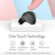 Écouteur bluetooth- RB-T21 Mini-auriculaires sans Fil Bluetooth V4.1 Écouteurs, Pour iPad, iPhone, Galaxy, Hu, , LG, HTC et Autres