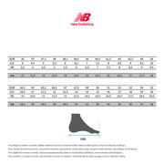 Chaussures New Balance ML 373 bleu marine blanc