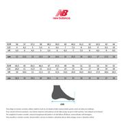 Chaussures New Balance GM 373 grenat bleu