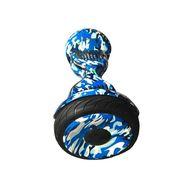 Hoverboard CHICTECH Force plus 10 Pouces Camouflage Bleu Bluetooth+ sac de transport+ télécommande
