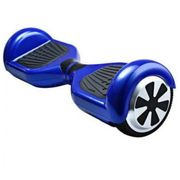 Hoverboard 6,5 Pouces Bleu Bluetooth+ sac de transport+ télécommande