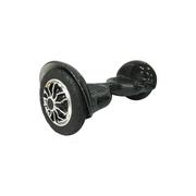 Hoverboard 10 Pouces Noir classic tout terrain Bluetooth+ sac de transport+ télécommande