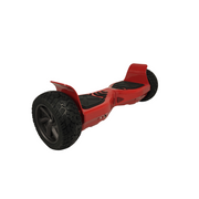 HOVERBOARD HUMMER Rouge TOUT TERRAIN BLUETOOTH+ SAC+ TÉLÉCOMMANDE