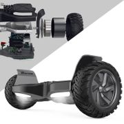 EVERCROSS Hoverboard Bluetooth 8.5 pouces,  Gyropode Overboard avec Application de Contrôle, SUV Hummer Tout Terrain, Noir