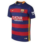 Maillot Nike Junior FC Barcelona Stadium Home 2015/2016 - 659032-422