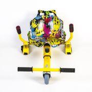 HoverKart -Complément KIT KART pour Hoverboard Graffiti LIMITED EDITIONS