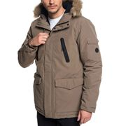 QUIKSILVER Storm Drop Athletic Parka Homme
