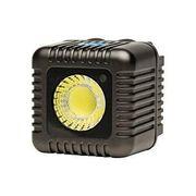 Lume Cube - PNJ - Lampe connectée Gris métallique - 1500 Lumens - étanche 30m - compatible GoPro - AEE / Reflex / Drone DJI
