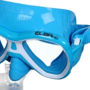 LUNETTES DE PLONGEE - MASQUE DE PLONGEE  Masque et Tuba de plongée Elba - Médium - Bleu