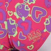 Speedo Sea Squad Infant Kids Thinstrap One Piece Swimsuit Purple/Pink - 1 Years