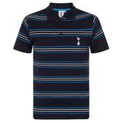 Tottenham Hotspur FC officiel - Polo thème football - homme - à rayures