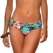 Bas de maillot de bain Culotte Revers Livia Saleya Tomas Bleu