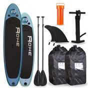 STAND UP PADDLE - SUP  Pack Famille Paddle 10'6 + Paddle 9'0 - Avec accessoires