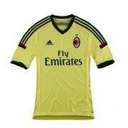 2014-15 AC Milan Adidas 3rd Football Shirt