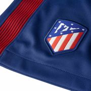 2017-2018 Atletico Madrid Domicile Nike Football Shorts (Kids)