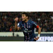 Maillot domicile PSG 2012/2013 T.Silva L1