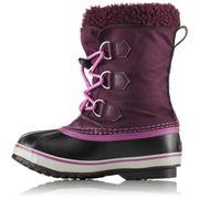 Après Ski Enfants Sorel Yoot Pac Nylon Purple Dahlia