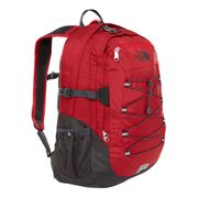 Sac à dos The North Face Borealis Classic 29L rouge gris foncé
