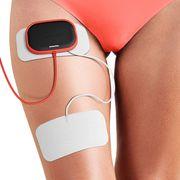 Sachet de 2 électrodes doubles exportées  Sport-Elec Electrostimulation