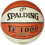 Ballon de Basket Ball SPALDING TF 1000 Legacy Women 2017 Sélection couleur - Orange - Orange