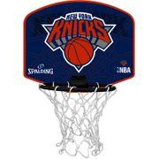 Spalding Spalding Mini-panier New York Knicks Bleu Panier Intérieur Basketball