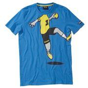 Tshirt Kempa Cartoon player