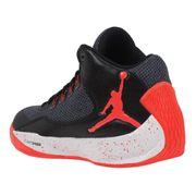 Jordan  basket  rising