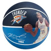 Spalding Nba Player Kevin Durant (7) Bleu Ballons Basketball