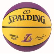 Ballon Spalding NBA team ball Los Angeles Lakers