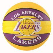 Ballon Spalding NBA team ball Los Angeles Lakers