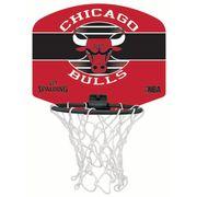Spalding Nba Chicago Bulls Rouge Panier Intérieur Basketball