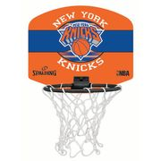 Spalding Nba New York Knicks Orange Panier Intérieur Basketball