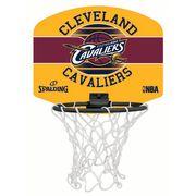 Spalding Nba Cleveland Cavs Jaune Panier Intérieur Basketball