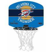 Mini panier Spalding Oklahoma City Thunder