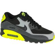 pretty nice cad88 f20c2 Nike Air Max 90 Gs 724824-002 U Baskets Noir,Gris