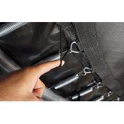 Coussin de protection des ressorts pour Trampoline 10FT ø305cm Bleu Universel Deluxe