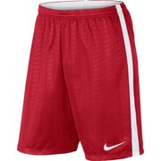 Pantalon Corto Nike Dry Academy Football Short Rojo/ Blanco Adulto
