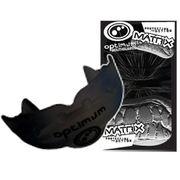 Optimum Matrice Mouth Guard - Black