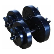 Haltères en Vinyle Marcy 18kg - 10011739