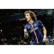 Maillot domicile PSG 2014/2015 David Luiz L1